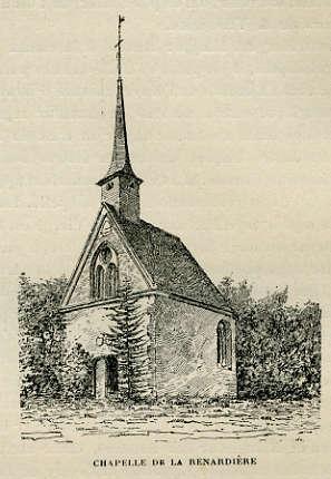 Chapelle de La Renardière