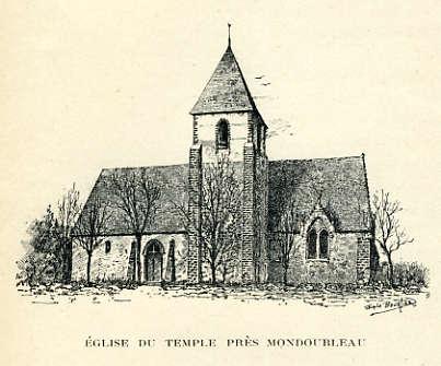 Eglise de Mondoubleau
