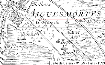Domaine du Temple d'Aigues-Mortes