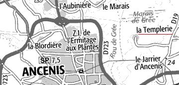 Domaine du Temple de Grée