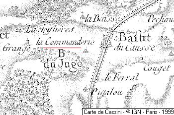 Maison du Temple Le Bastit-du-Causse