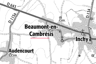 Domaine du Temple de Beaumont-en-Cambraisis