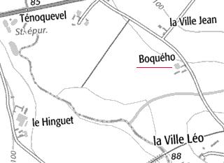 Domaine du Temple de Boquého