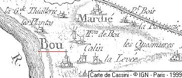 Domaine du Temple de Bou