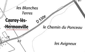 Domaine du Temple de Cauroy