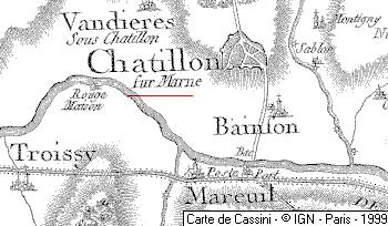 Domaine du Temple de Châtillon-sur-Marne