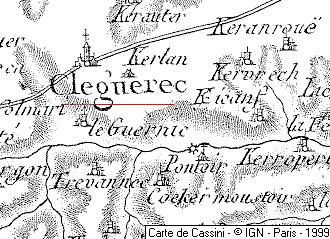 Domaine du Temple de Cléguerec