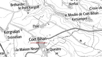Domaine du Temple de Coët Bihan