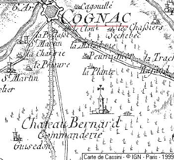 Domaine du Temple de Cognac