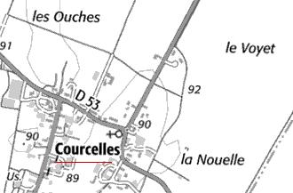 Domaine du Temple de Courcelles