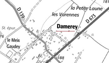 Domaine du Temple de Damerey