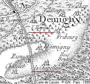 Domaine de Demigny La Chapelle