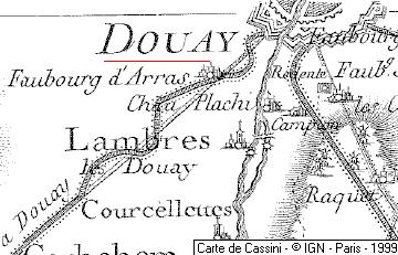 Domaine du Temple de Douai