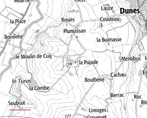 Domaine du Temple de Dunes