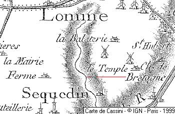 Domaine du Temple de Lomme