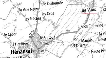 Domaine du Temple de Moulin des Vaux