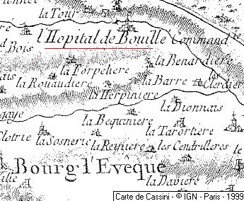 Domaine de l'Hôpital Bouillé