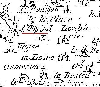 Domaine de l'Hôpital Villévêque