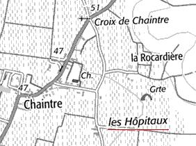 Domaine des Hopitaux-Dampierre