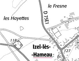 Domaine du Temple de Izel-lès-Hameaux