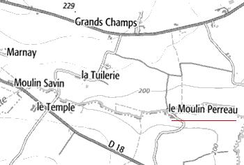 Domaine du Temple de Moulin-Perraut