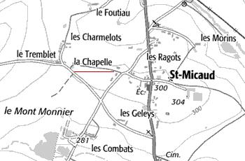Domaine du Temple La Chapelle