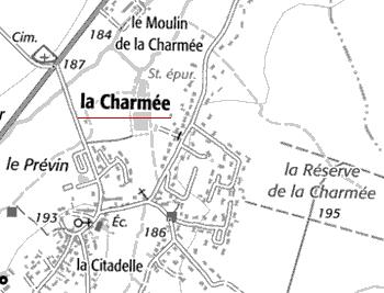 Domaine du Temple La Charmée