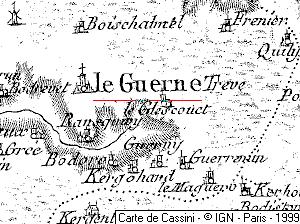 Domaine du Temple de Guerno