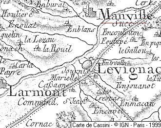 Domaine du Temple de Manville