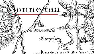 Domaine du Temple de Monéteau