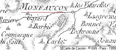 Maison du Temple de Montfaucon