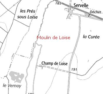 Domaine du Temple Moulin-de-Loise