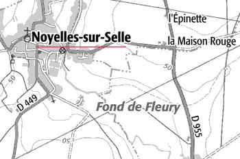 Domaine du Temple de Noyelles-sur-Selle
