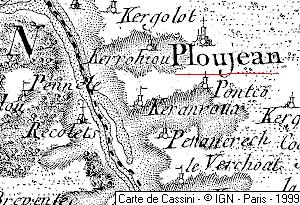 Domaine du Temple de Ploujean