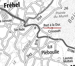 Domaine du Temple de Port à la Duc