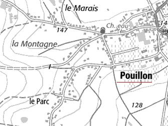 Domaine du Temple de Pouillon