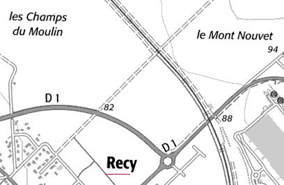 Domaine du Temple de Recy