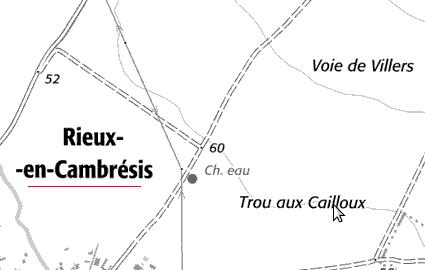 Domaine du Temple de Rieux-en-Cambrésis