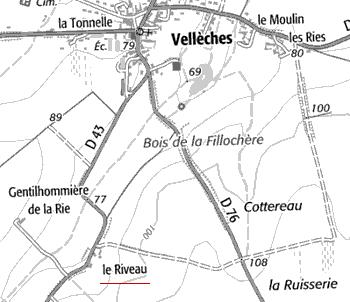 Domaine du Temple de Riveau