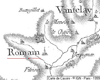 Domaine du Temple de Romain