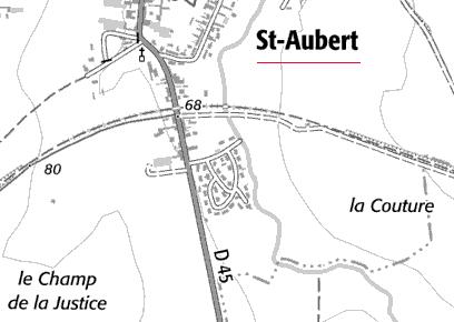 Domaine du Temple de Saint-Aubert