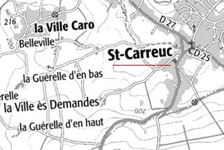 Domaine du Temple de Saint-Carreuc