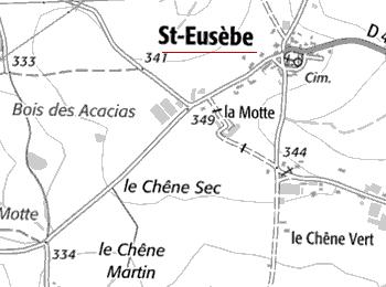 Domaine du Temple Saint-Eusèbe