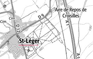 Domaine du Temple de Saint-Léger