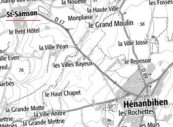 Domaine du Temple de Saint-Samson