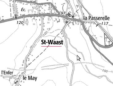 Saint-Vaast Saint-Géry