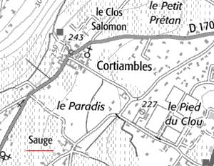 Domaine du Temple de Sauges