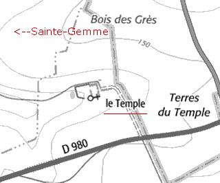 Domaine du Temple de Passy-Grigny