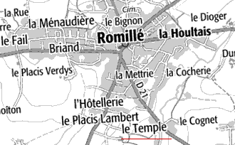 Domaine du Temple de Romillé