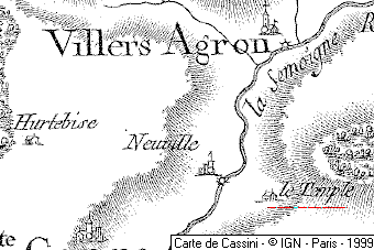 Domaine du Temple de Villers-Agron